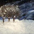 Snowstorm by Elizabeth Arthur