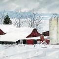 Snowstorm by Jim Gerkin
