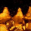 Snowy Ice Bottles by Sami Tiainen