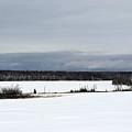 Snowy Lake by William Tasker