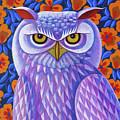 Snowy Owl by Jane Tattersfield