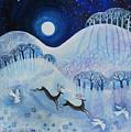 Snowy Peace by Lisa Graa Jensen