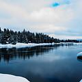 Snowy River Banks by Jonathan Horan