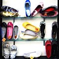So Many Shoes... by Marilyn Hunt
