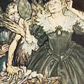 So Perfect Is Their Misery by Arthur Rackham