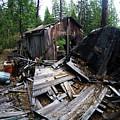 Soap Creek Debris, Real Estate Series by Aaron James