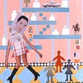Soap Scene #16 Miracle Maids by Minaz Jantz
