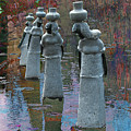 Soapstone Sculptures  by Bette Levine