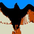 Soaring Raptor by David Lee Thompson