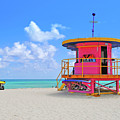 Sobe Lifeguard by Jost Houk
