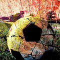 Soccer Art by Takumi Park