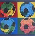 Soccer Balls by Ken Pursley