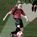 Soccer Style by Kelley King