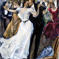 Society Ball, C1900 by Granger