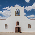 Socorro Mission by Robert J Caputo