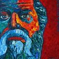 Socrates Look by Ana Maria Edulescu