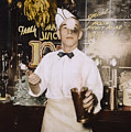 Soda Jerk, 1939 by Granger