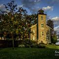 Sodus Point Big Lighthouse by Scott Reyes