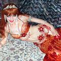 Sofia Metal Queen. Ameynra Bellydance Star Model by Sofia Metal Queen