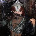 Sofia Metal Queen - Black Metal Bellydancer Model by Sofia Metal Queen