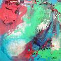 Soft Abstract by Carole Sluski