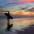 Surfing The Shadows Of Light by Betsy Knapp