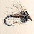 Soft Hackle Pheasant Tail by Marsha Karle