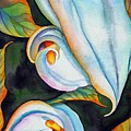 Soft Swirl by Gail Zavala