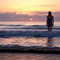 Soft Waves by Rachel Morrison