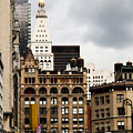 Sohmer Piano Building And Flatiron District  by Dorothy Lee
