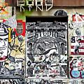 Soho Wall by JoAnn Lense