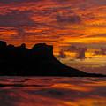 Sokeh's Rock Sunset by Dan Norton