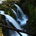 Sol Duc Falls 3 by Ingrid Smith-Johnsen