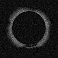 Solar Eclipse By Hinode Observes, Nasa 2 by Celestial Images