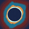 Solar Eclipse Poster by Celestial Images