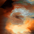 Solar Eruption by Linda Sannuti