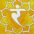 Solar Plexus Chakra - Manipura by Mary Pumpelly-Knowland