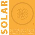 Solar Plexus Chakra Series Three by Experimenda