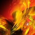 Solar Storm by David Lane