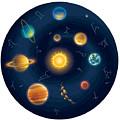 Solar System by Jamie Pogue