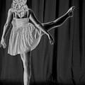Solarized Dancer by Frederic A Reinecke