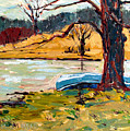 Sold Donnie Myers Pond by Charlie Spear