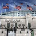 Soldier Field by David Bearden