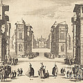 Solimano, Act I by Jacques Callot