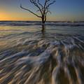 Solitude At Botany Bay by Rick Berk