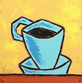 Solo Coffee I by Ron York