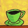 Solo Coffee II by Ron York