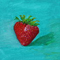 Solo Strawberry by RF Hauver
