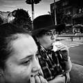 Sombrero Woman by Daniel Gomez