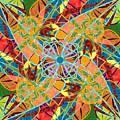 Some Harmonies And Tones 49 by MKatz Brandt